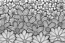 zentangles & doodles / by Autumn