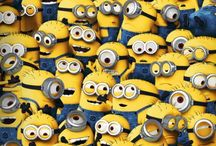 Bananas / Board dedicated to the Despicable Me movies and minions