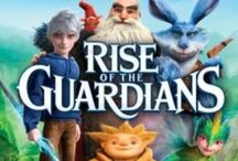 """Rise of the Guardians / """"Our job is to protect the hopes and dreams of children. We have no time for...children."""" -Santa"""