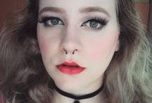 Make up looks / Make up I did!