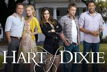 Blue Belle, LA / Board dedicated to the TV series Hart of Dixie