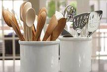Kool Kitchen Organization / Organize the kitchen with style!