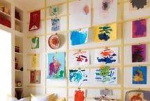 "Clutter Art / Art is in eye of beholder, as is this clutter ""art"""