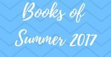 Favorite Books of Summer 2017 / What were your favorite books of summer 2017? This is a group board open to anyone. You can invite others or email me and I will invite you to join!