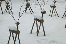 Snow / by Kay Bennett