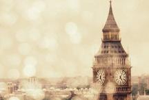 kiki in london!!! / by Kristen Shuel