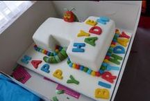 Hayden's 1st Birthday / by Charlotte - BericeBaby