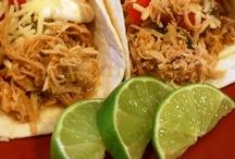 cibo messicano / by Kristen Shuel