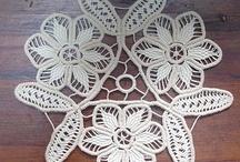 CROCHET, THIMBLE, (point lace, macrame) / by MARIETA FRASCO