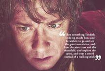 The Hobbit and LOTR / by Sierra Chester John