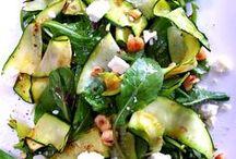 saladas, sopas e tapas
