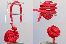 Knoten & Quasten / Knots & Tassels