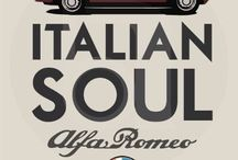 Italian Stallions / Ducatis, Alfas & the like.  / by Pierre Voget