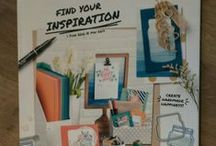 Stampin' Up! Annual Catalogue 2016 - 17