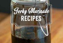 Beef Jerky Marinades