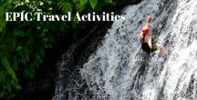 Travel Activities / What to do in abroad and beyond.