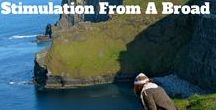 Stimulation From A Broad / A travel blog for those of us who still have a 9-5 and love to travel! Giving tips on how to travel more, cheaper and better. Finding unique places to travel and things to do.
