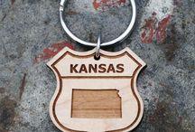 Kansas Weddings / Kansas wedding inspiration and welcome bag gifts.