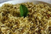 Easy and quick rice recipes from Pavanis kitchen / Learn how to make easy rice recipes