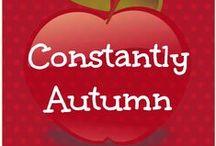 ConstantlyAutumn / Fall, Autumn, Halloween / by ConstantlyAlice Vintage and Handmade