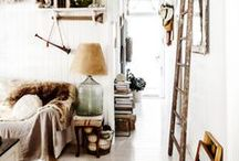 Living Room / Design and DIY inspiration for the living room.