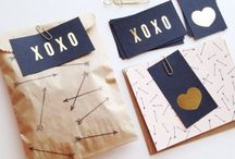 Gifts / Gift ideas. Gift wrapping ideas.