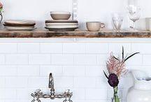 Kitchen / Kitchen design and DIY inspiration.