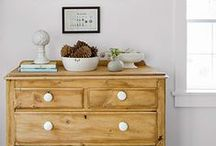 """Furniture Ideas / Beautiful inspiration for furniture for your home. DIY inspiration or items on the """"to-buy"""" list."""