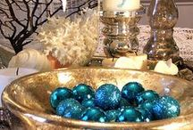 Holiday decorations / by Ann Rourke