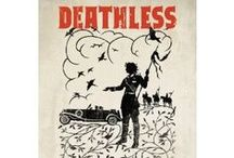 Marya Morevna lives on Gorokhovaya Street / Design and inspiration ideas from the book Deathless by Catherynne Valente.