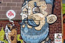 Urban Art / Sweet graffiti from around the world