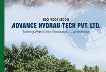 Waste Recycling Equipment / Largest manufacturers and exporter of comprehensive range of waste recycling machines.More than 35 years of rich experience in manufacturing all types of scrap processing machines for both ferrous/non-ferrous metal scraps. / by Advance Hydrautech