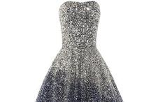 pretty dresses / by Wedding Hair by Liz