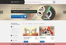 Promociones Webpositer / Aquí vamos a ir pinneando las promociones semanales sobre servicios SEO y SMO de Webpositer. Disfrutar la creatividad de nuestros cerebritos de marketing y de paso animaros a probarnos!