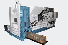 Metal Processing Machines / by Advance Hydrautech