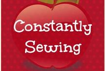 ConstantlySewing / Sew, Sew, Sew.. / by ConstantlyAlice Vintage and Handmade