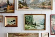Wall Decor / Ideas for decorating your walls.