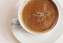 caffé e té / by Coby Laird