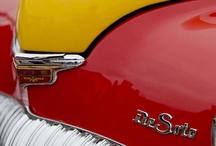 Classic Cars / conversation starter / by Carmen Konochowa-Miles