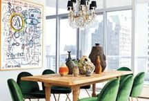 Dining Room / Dining room decor and ideas.