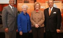 Faculty & Staff Success / BGSU has 900 full-time faculty committed to teaching and research. 80% of them hold the highest degree in their field