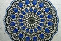 Crochet Doilies/Coasters