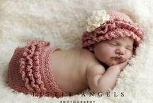 Baby Knits & Crochets