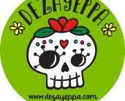 DezaYeppa - Handmade for Genuine & Brave People / Follow me!  Instagram > DezaYeppa Facebook > www.facebook.com/DezaYeppa Etsy> http://www.dezayeppa.etsy.com/ ALM> http://dezayeppa.alittlemarket.it/