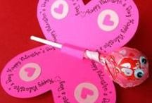 DIY - Valentine's Day / Valentine's Day DIY projects and crafts for kids and adults to celebrate the ones they love.