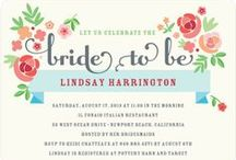 Wedding Invitations / by Gabriela Arosemena Lachman