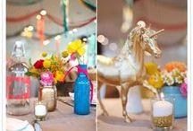 Wedding Flowers and Decorations / by Gabriela Arosemena Lachman