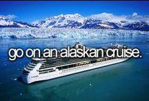 Alaska Cruise 2014!  / by Amber Branton