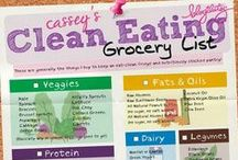 Clean Eating / by Amber Branton