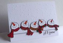 Christmas Cards / Christmas cards that inspire